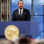 SPEECH OF ABIY AHMED ALI. – Nobel Laureate