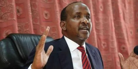 Ousted Duale
