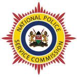Vacancies with National Police Service Commission