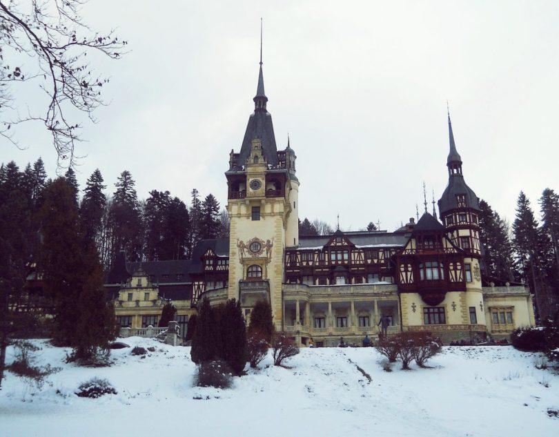Peles Castle Romania Sinaia