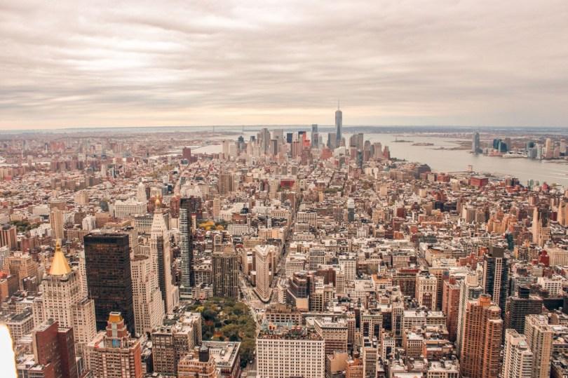 Empire State Building USA
