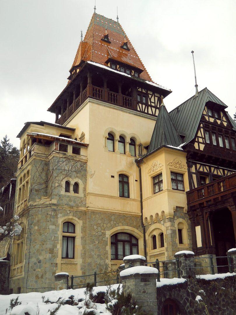 Pelisor Sinaia Romania