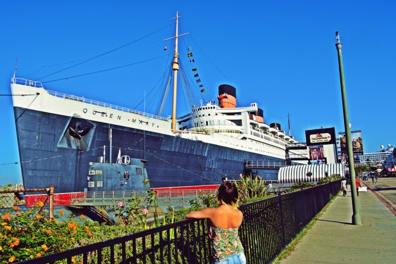 Queen Mary California