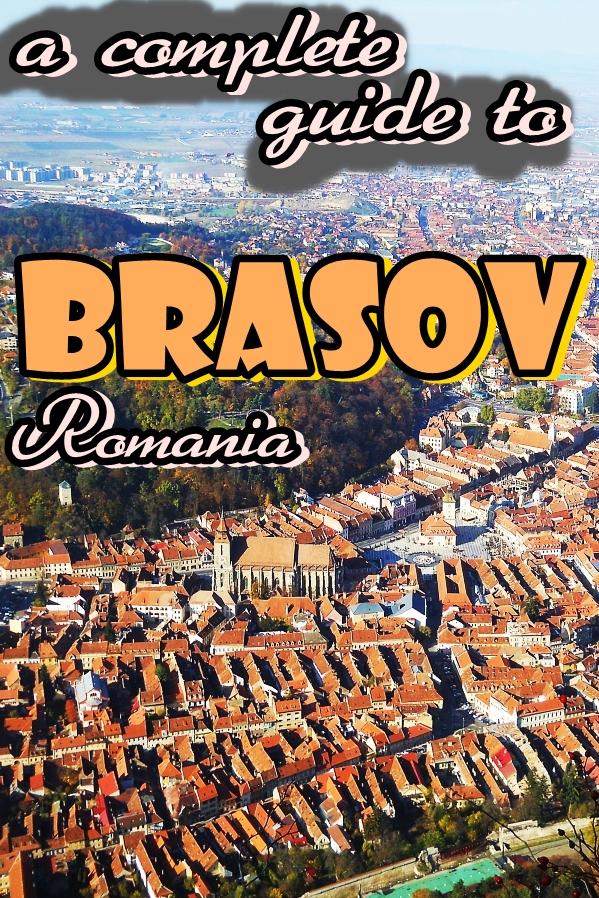 A complete guide to Brasov Romania