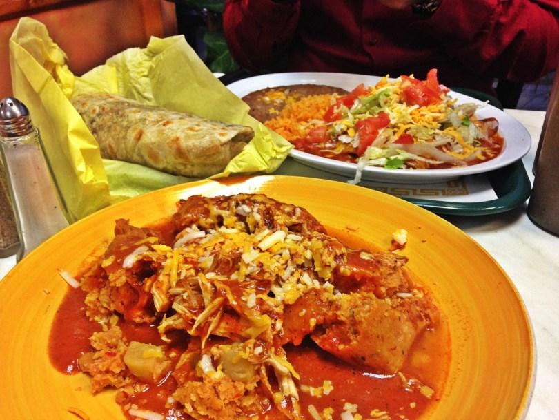 Mexican food San Diego California
