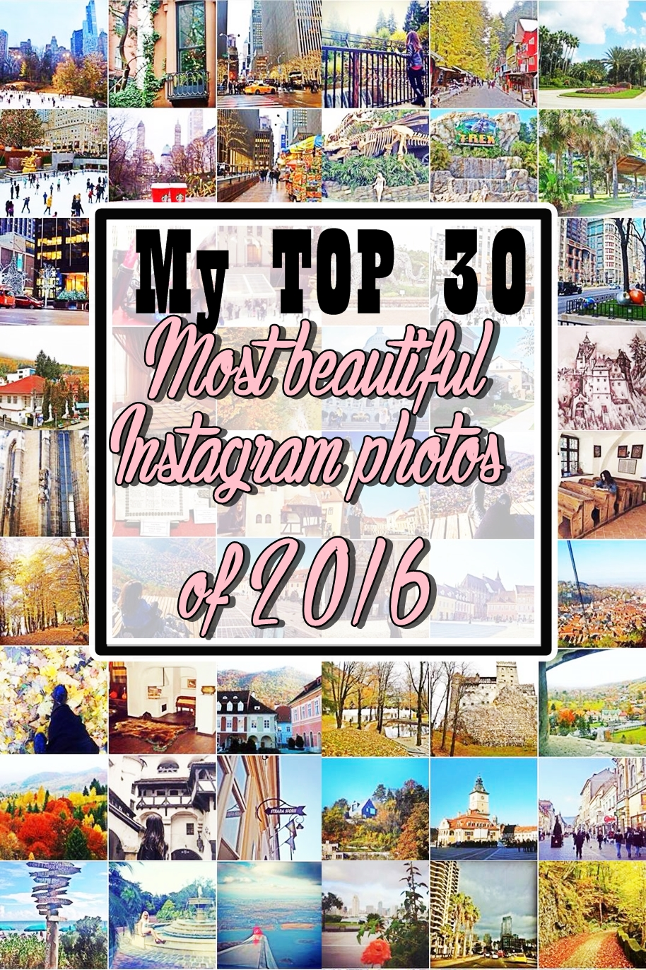My top 30 most beautiful photos on Instagram