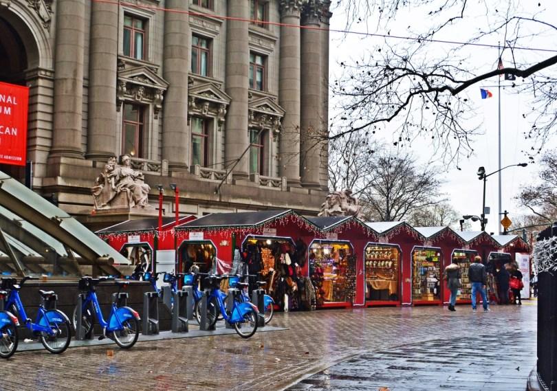 christmas market nyc