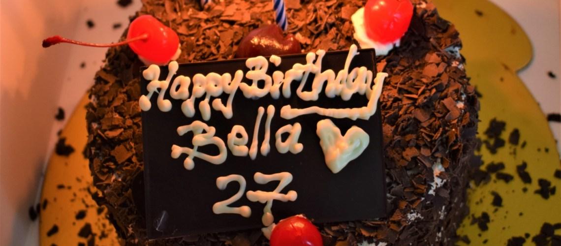 Birthday in Bali