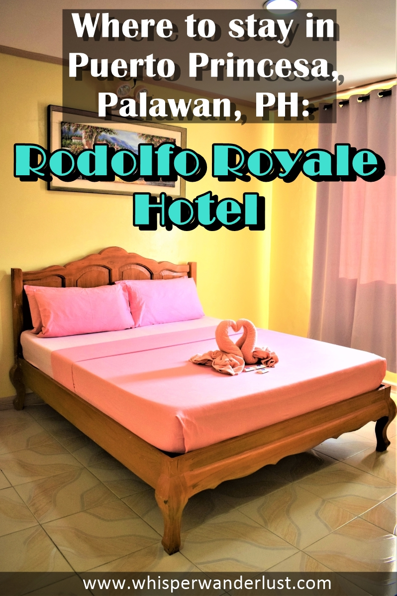 Rodolfo Royale Hotel .Review