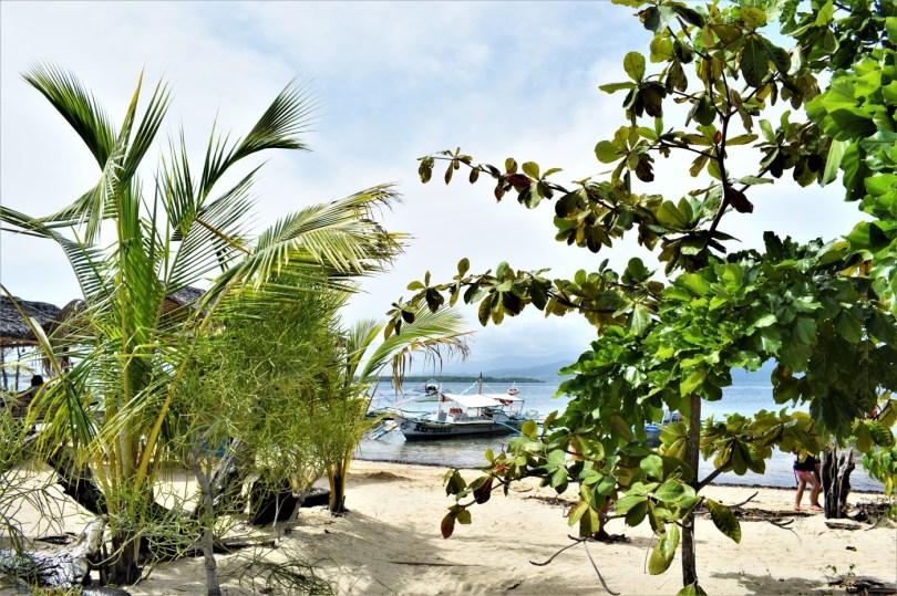 Honda Bay island hopping Palawan Philippines