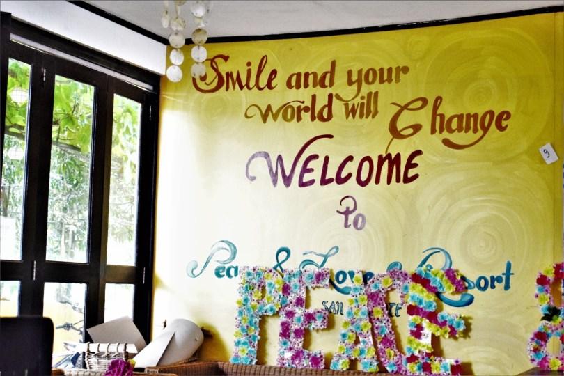 Peace and Love resort in San Vicente, Palawan