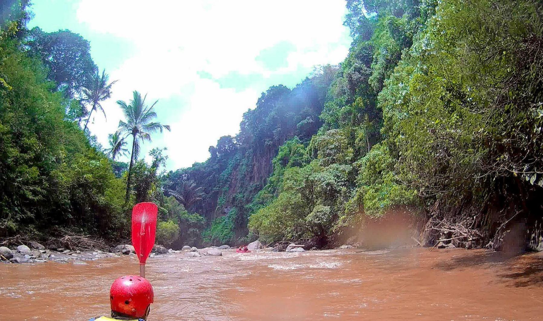 Ubud Bali rafting