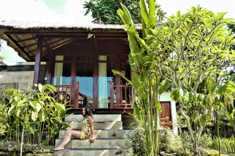 Liyer House Ubud Bali eat pray love