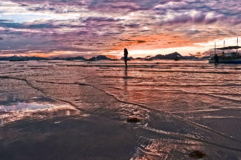 Corong Coron Beach El Nido