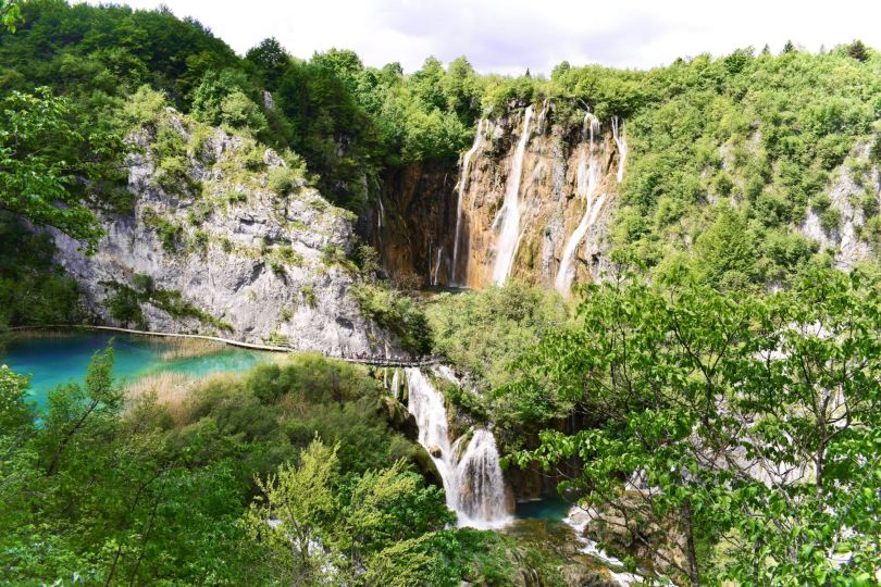 Plitvice Lakes National Park Croatia