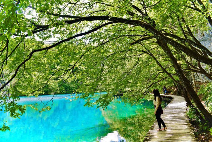 Plitvice Lakes National Park Croatia