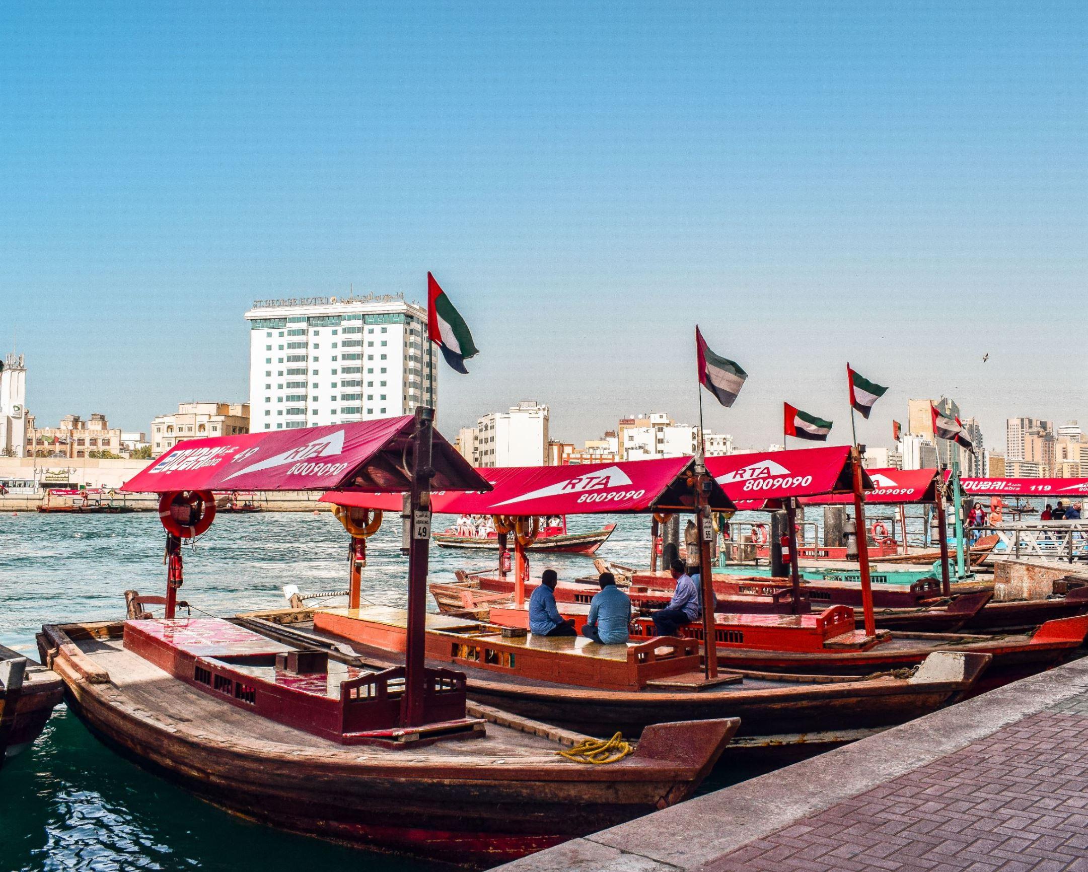 Dubai most instagramable places
