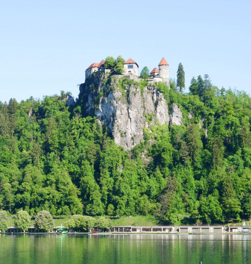 Lacul Bled, Slovenia