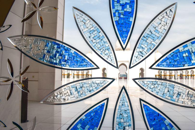Sheik Zayed Mosque Abu Dhabi UAE