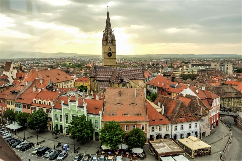 Sibiu - best places to visit in Romania