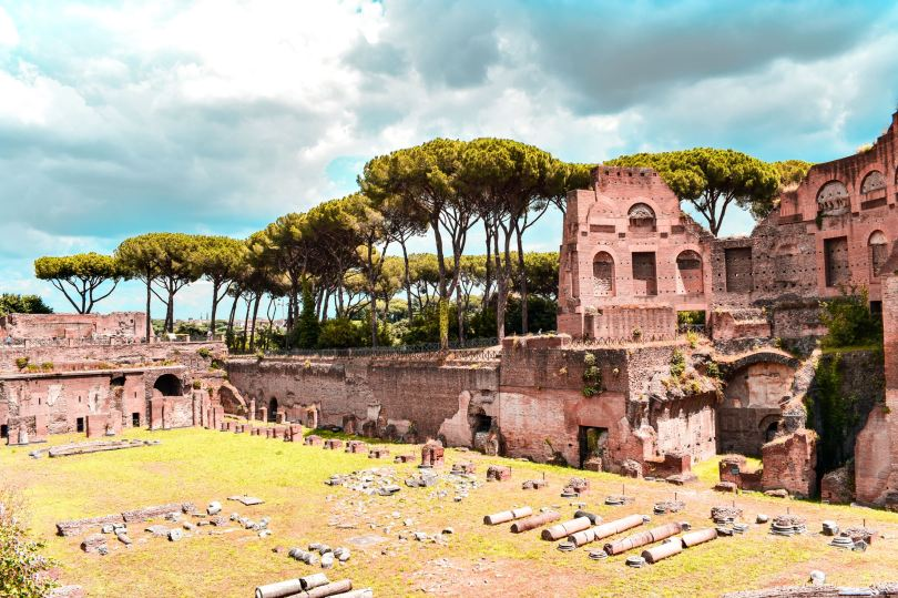 Rome in one day