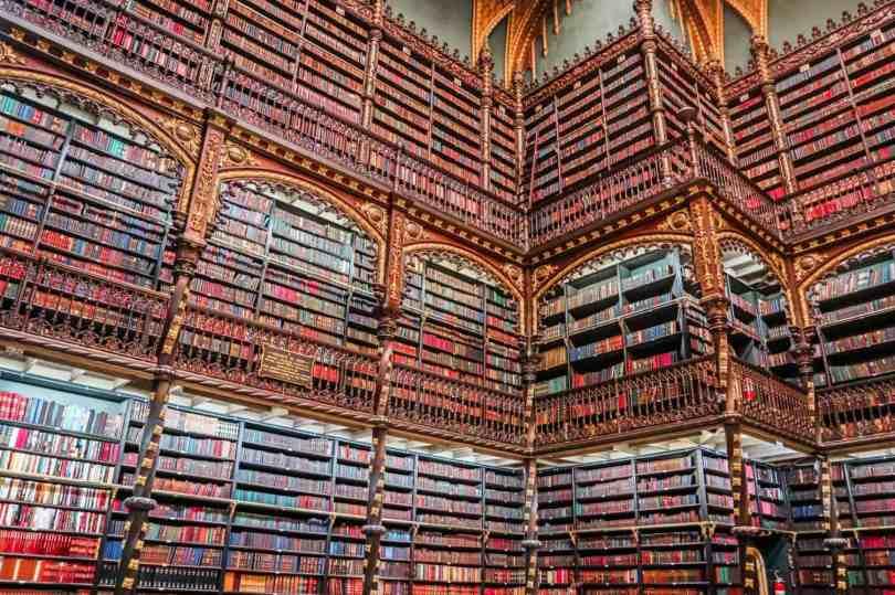 Biblioteca Portuguese de Literatura Rio de Janeiro