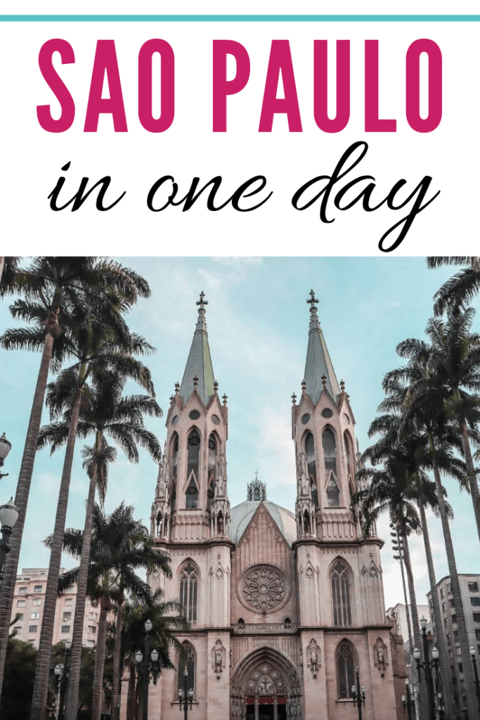 Sao Paulo in one day