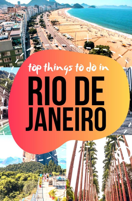 best things to do in Rio de Janeiro Brazil