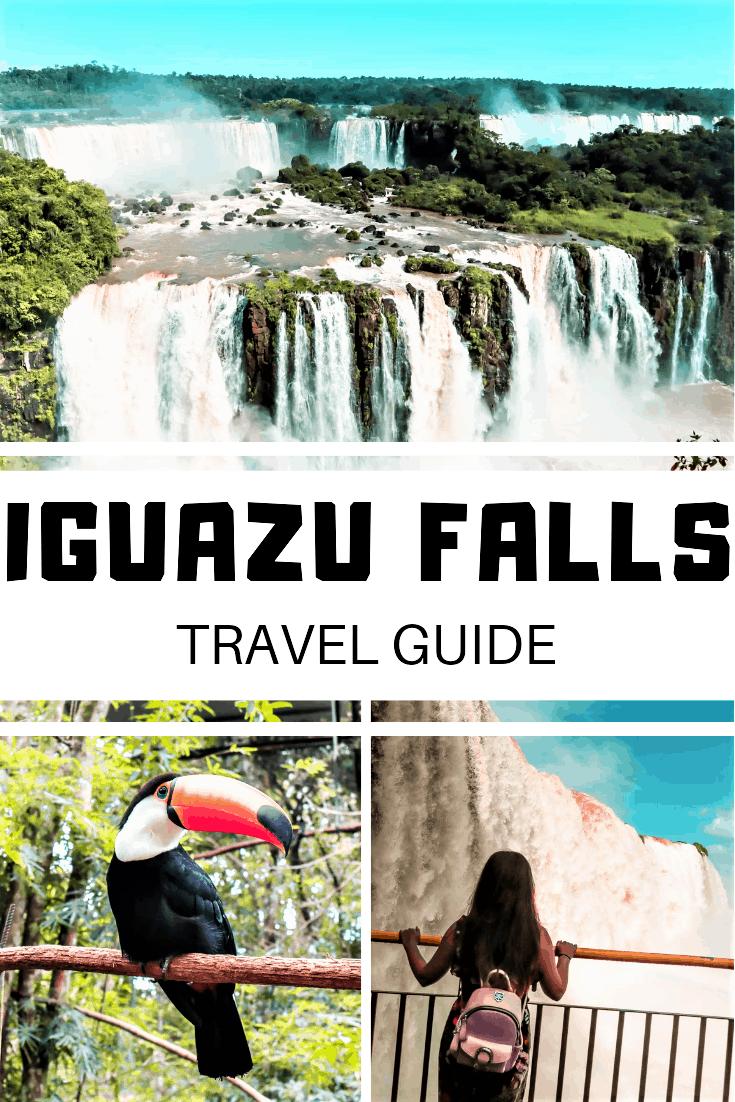 Iguazu Falls Complete Guide brazil side
