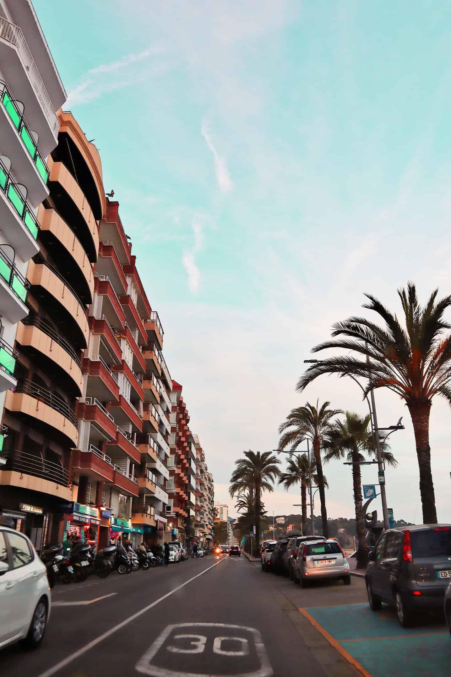 Loret de Mar Costa Brava Spain