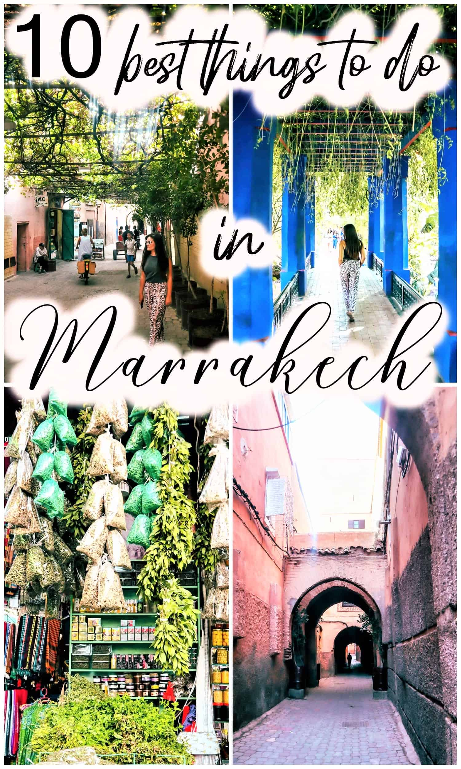 10 best things to do in Marrakech