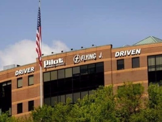 Pilot Flying J files for Whistleblower protection.