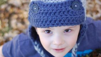 ed4e759ccbe Chunky Button Ribbed Hat Free Crochet Pattern - Amy Latta Creations