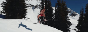 High on Life Naked Snowboarder