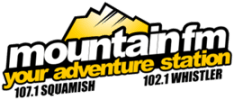 Mountain FM Whistler Pride Media Sponsor