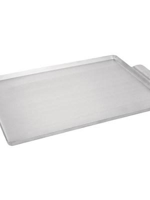 Durable aluminium service tray
