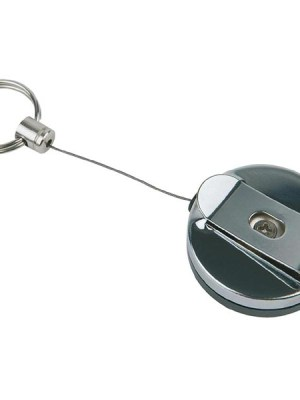 For easy access and security for swipe cards or keys.