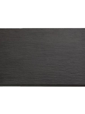 Melamine trays which are  perfect imitations of slate. Perfect presentation for cheese
