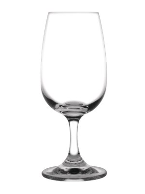 Timeless crystal glassware collection ideal for any bar or restaurant. Clean lines bring a simple elegance. Glasswasher safe.