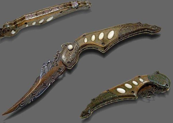 sci fi knives