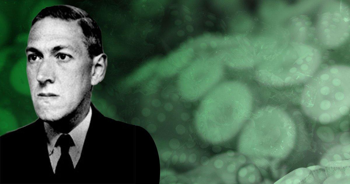 O Lovecraft ως λογοτεχνικός χαρακτήρας