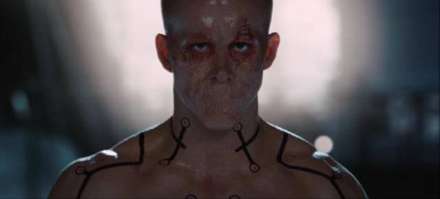 Deadpool from Wolverine: Origins