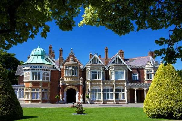 Bletchley Park Oxfordshire