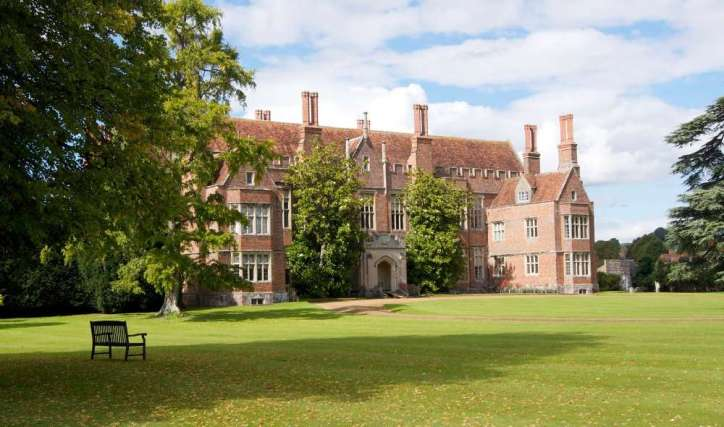 Mapledurham House