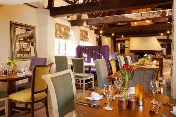 Restaurant White Hart Hotel Dorchester