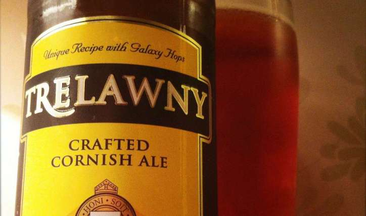 Enjoy a Trelawny Ale in Hotel White Hart Dorchester
