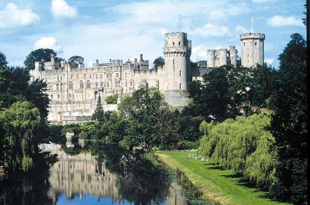 Warwick Castle Oxfordshire