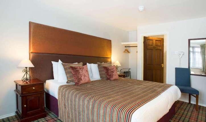 White Hart Hotel , 3 star Double Room Dorchester