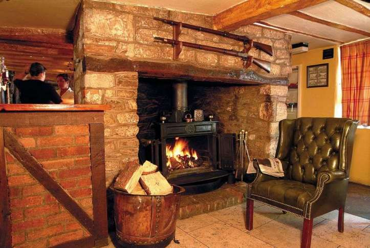 Enjoy your weekend break next White Hart Hotel Fireside