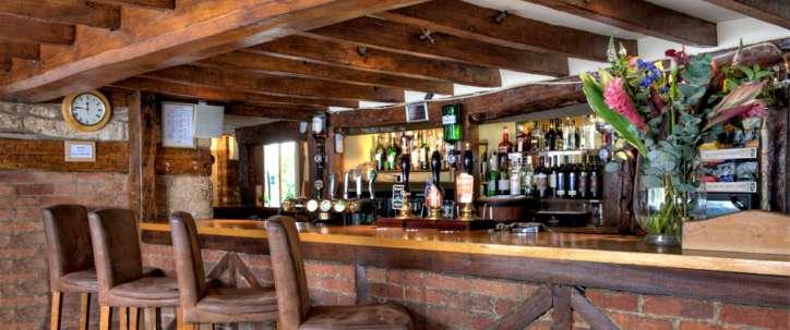 White Hart Hotel, Restaurant & Bar in Dorchester near Oxford